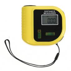 Рулетка лазерная с уровнем дальномер электронный RoHS CP-3010